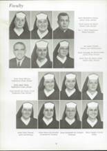 1965 Notre Dame High School Yearbook Page 12 & 13