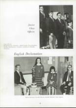 1965 Notre Dame High School Yearbook Page 30 & 31