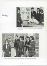 1965 Notre Dame High School Yearbook Page 36 & 37