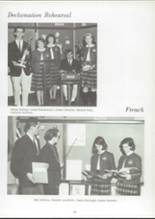 1965 Notre Dame High School Yearbook Page 38 & 39