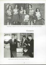 1965 Notre Dame High School Yearbook Page 40 & 41