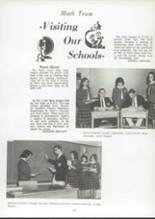 1965 Notre Dame High School Yearbook Page 46 & 47
