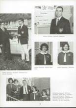 1965 Notre Dame High School Yearbook Page 50 & 51