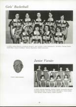 1965 Notre Dame High School Yearbook Page 60 & 61