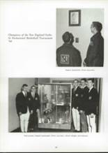1965 Notre Dame High School Yearbook Page 64 & 65