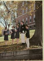 1965 Notre Dame High School Yearbook Page 94 & 95