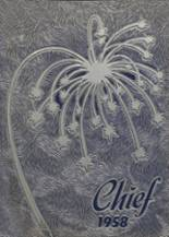 1958 Yearbook Quanah High School