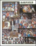 1989 James Garfield High School Yearbook Page 22 & 23