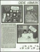 1989 James Garfield High School Yearbook Page 38 & 39