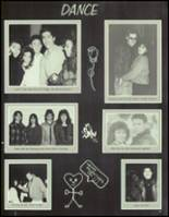 1989 James Garfield High School Yearbook Page 44 & 45