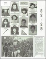 1989 James Garfield High School Yearbook Page 84 & 85