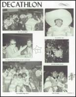 1989 James Garfield High School Yearbook Page 86 & 87