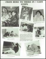 1989 James Garfield High School Yearbook Page 106 & 107