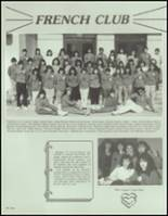 1989 James Garfield High School Yearbook Page 128 & 129