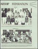 1989 James Garfield High School Yearbook Page 134 & 135