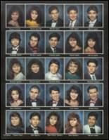 1989 James Garfield High School Yearbook Page 144 & 145