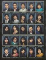 1989 James Garfield High School Yearbook Page 154 & 155