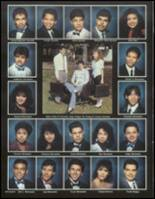 1989 James Garfield High School Yearbook Page 156 & 157