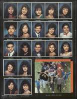 1989 James Garfield High School Yearbook Page 166 & 167
