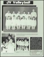 1989 James Garfield High School Yearbook Page 186 & 187