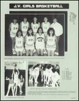 1989 James Garfield High School Yearbook Page 198 & 199
