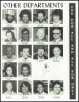 1989 James Garfield High School Yearbook Page 240 & 241