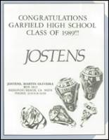 1989 James Garfield High School Yearbook Page 250 & 251