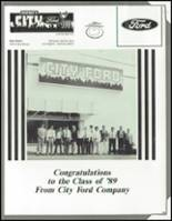 1989 James Garfield High School Yearbook Page 254 & 255