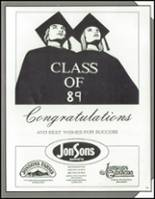 1989 James Garfield High School Yearbook Page 262 & 263