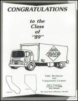 1989 James Garfield High School Yearbook Page 264 & 265