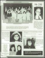 1989 James Garfield High School Yearbook Page 272 & 273