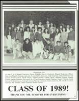 1989 James Garfield High School Yearbook Page 274 & 275