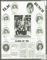 1989 James Garfield High School Yearbook Page 278 & 279