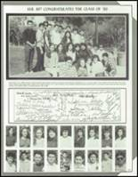 1989 James Garfield High School Yearbook Page 282 & 283