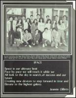 1989 James Garfield High School Yearbook Page 286 & 287