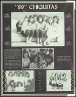 1989 James Garfield High School Yearbook Page 290 & 291