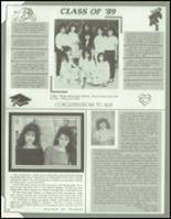 1989 James Garfield High School Yearbook Page 292 & 293