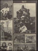 1977 Snake River High School Yearbook Page 10 & 11