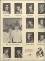 1977 Snake River High School Yearbook Page 34 & 35