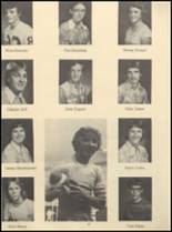 1977 Snake River High School Yearbook Page 44 & 45