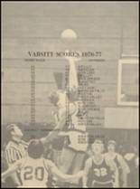 1977 Snake River High School Yearbook Page 110 & 111