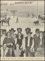 1977 Snake River High School Yearbook Page 128 & 129