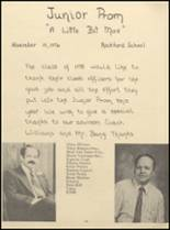 1977 Snake River High School Yearbook Page 154 & 155