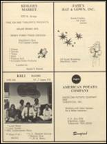 1977 Snake River High School Yearbook Page 172 & 173