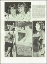 1982 Crescent Valley High School Yearbook Page 12 & 13