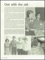 1982 Crescent Valley High School Yearbook Page 14 & 15