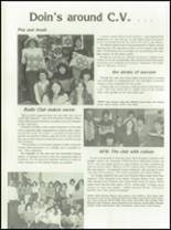 1982 Crescent Valley High School Yearbook Page 20 & 21