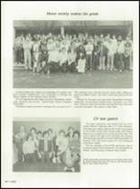 1982 Crescent Valley High School Yearbook Page 22 & 23