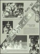 1982 Crescent Valley High School Yearbook Page 28 & 29