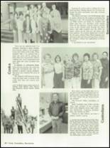 1982 Crescent Valley High School Yearbook Page 34 & 35